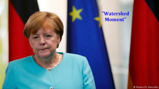 Merkel watershed