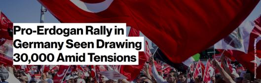 Pro-Erdogan Rally