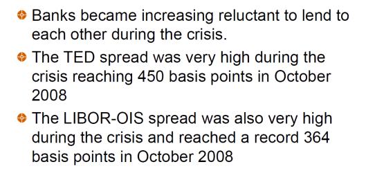 Crisis Rates