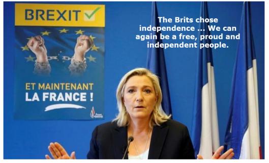 Le Pen Frexit