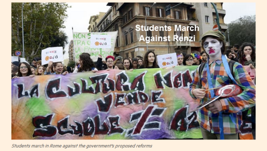 students-against-renzi