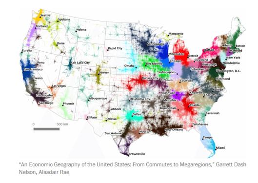 economic-map-of-usa
