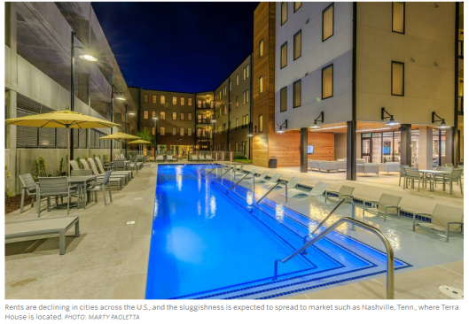 Luxury Apartment Boom Looks Set To Fizzle In