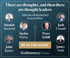 Goldmoney Insights