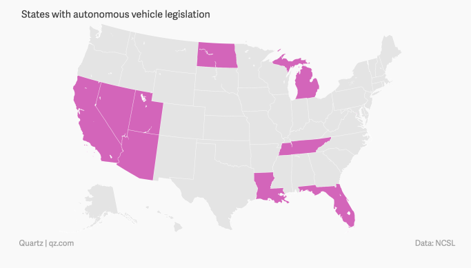 Congress To Vote On Self Driving Cars