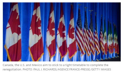 "NAFTA Opening Round Fissures Over The Meaning Of ""Substantial"": What's The Best And Worst That Can Happen?"